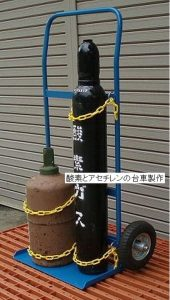 ガス管の曲げ