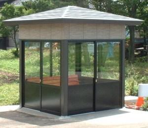 バス停 2005年撮影